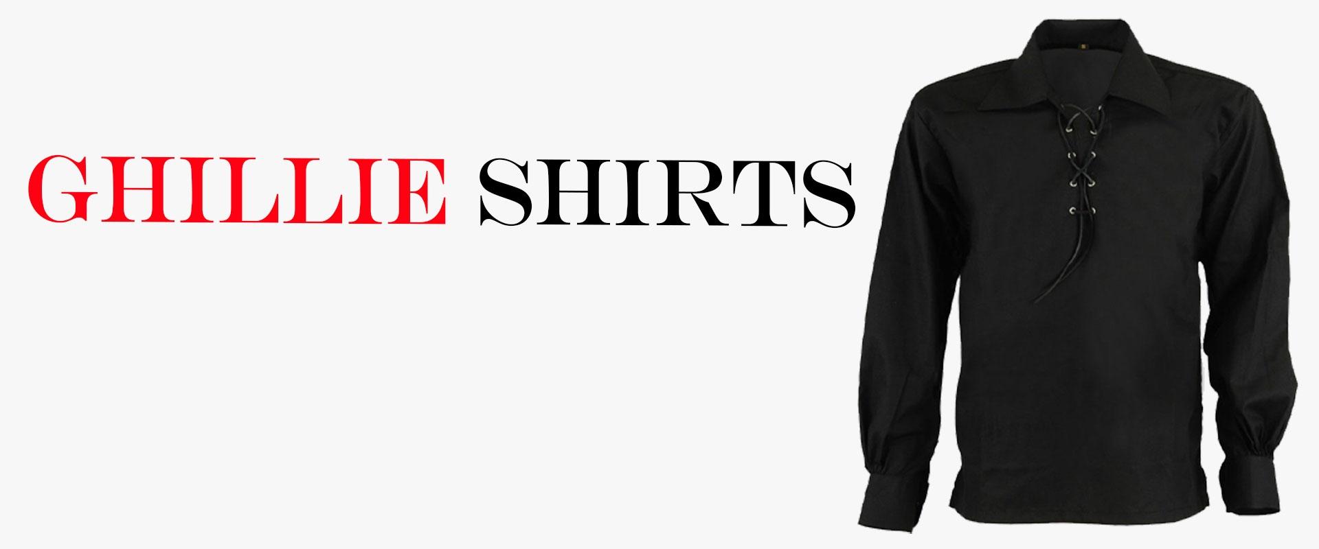 Ghillie Shirts